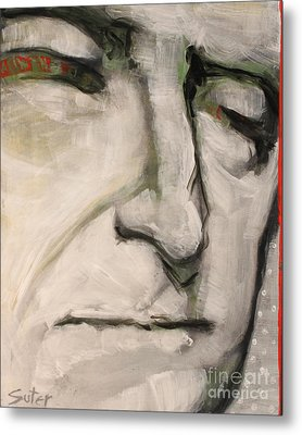 3.  Thomas Jefferson Metal Print by Cindy Suter
