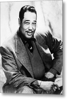 Duke Ellington (1899-1974) Metal Print by Granger