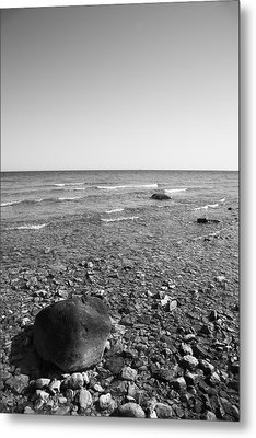 Lake Huron Metal Print by Frank Romeo