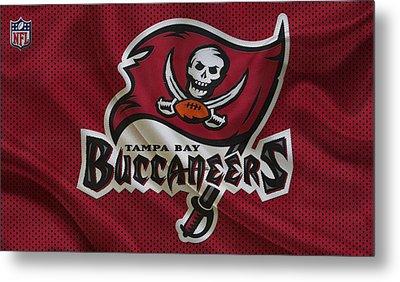 Tampa Bay Buccaneers Metal Print by Joe Hamilton