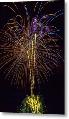 4th July #14 Metal Print by Diana Powell