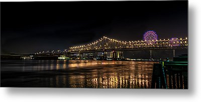4th Of July In The Big Easy Metal Print by David Morefield