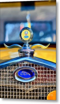 1930 Ford Model A Coupe Metal Print by George Atsametakis