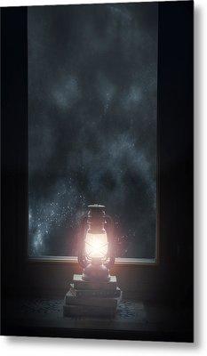 Lantern Metal Print by Joana Kruse