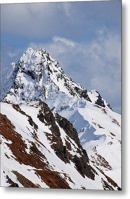 Winter In Tatra Mountains Metal Print by Karol Kozlowski