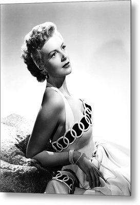 From Here To Eternity, Deborah Kerr Metal Print by Everett