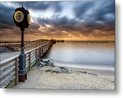 602 Am Metal Print by Edward Kreis