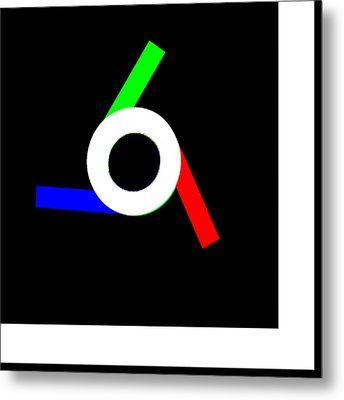 666 Metal Print by Bruce Iorio