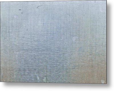 Metallic Background Metal Print by Tom Gowanlock