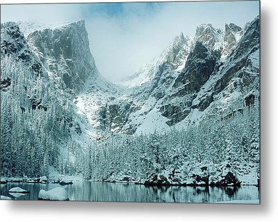 A Dream At Dream Lake Metal Print by Eric Glaser