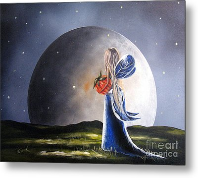 A Fairy Tale By Shawna Erback Metal Print by Shawna Erback