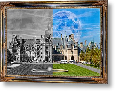 A Feeling Of Past And Present Metal Print by Betsy C Knapp