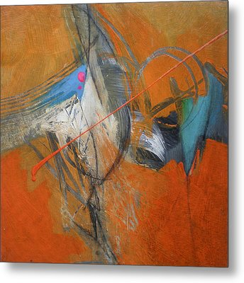 A Flash In Time Metal Print by Susanne Clark