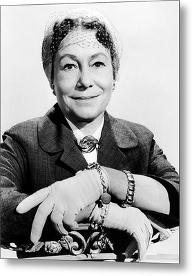 A Hole In The Head, Thelma Ritter, 1959 Metal Print by Everett
