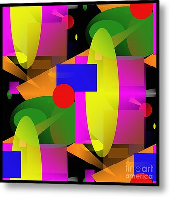 A Matter Of Perspective - Series Metal Print by Glenn McCarthy Art and Photography