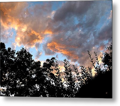 A Memorable Sky Metal Print by Will Borden