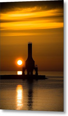A New Day Metal Print by James  Meyer