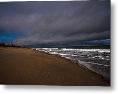 A Patch Of Blue Metal Print by John Harding Photography