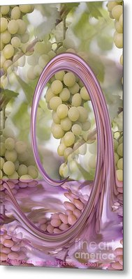 A Splash Of Pure Goodness Metal Print by PainterArtist FIN