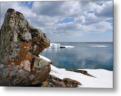 A Superior Day Metal Print by Sandra Updyke