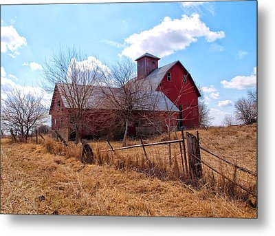 A Timeless Journey Metal Print by Tom Druin