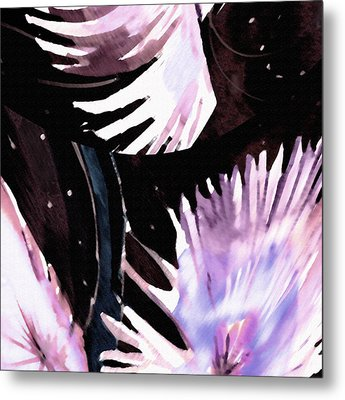 Abstract 12 Metal Print by Anil Nene