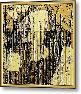 Abstract 971 Metal Print by Nedunseralathan R