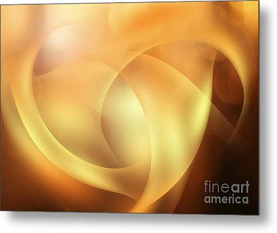 Abstract Imaginations Metal Print by Martin Dzurjanik
