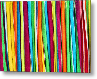 Abstract  Metal Print by Marcia Colelli