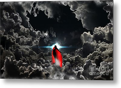 Ad Lucem  Metal Print by The DigArtisT