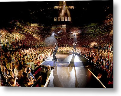Aerosmith - Minneapolis 2012 Metal Print by Epic Rights