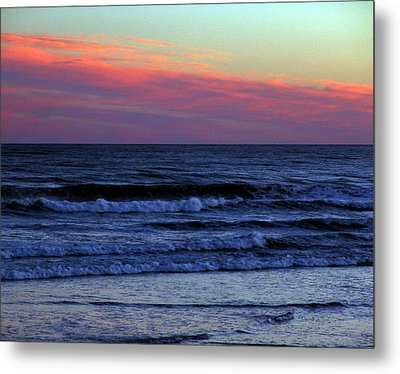 Air Fire And Water Metal Print by George Cousins