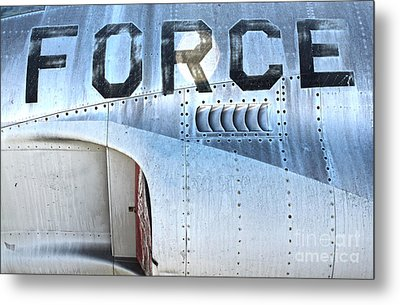 Airplane - 17 Metal Print by Gregory Dyer