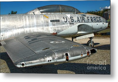 Airplane - 20 Metal Print by Gregory Dyer