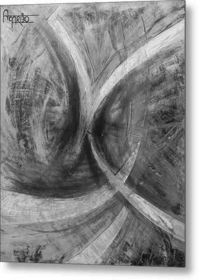 Alazaboth Metal Print by Andres Carbo