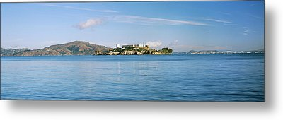 Alcatraz Island, San Francisco Metal Print by Panoramic Images