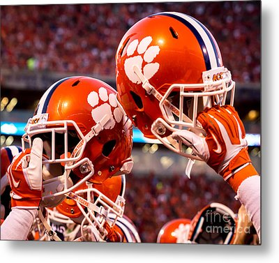 All In Metal Print by Carlton Griffith