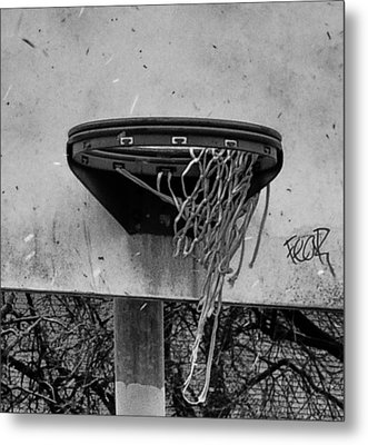 All Net Metal Print by Bill Cannon