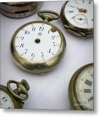 All Out Of Time Metal Print by Lainie Wrightson