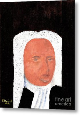 All Stand All Kneel For Handels Hallelujah Chorus King Of Kings And Lord Of Lords 1 Metal Print by Richard W Linford