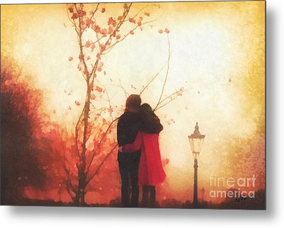 All You Need Metal Print by Mo T