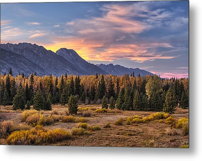Alluring Conclusion Metal Print by Mark Kiver