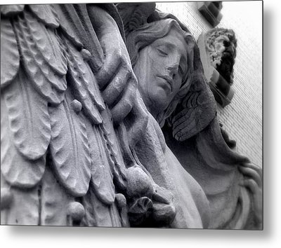 Almost Angel Metal Print by Jhoy E Meade