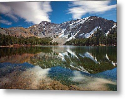 Alta Lakes Metal Print by Darren  White