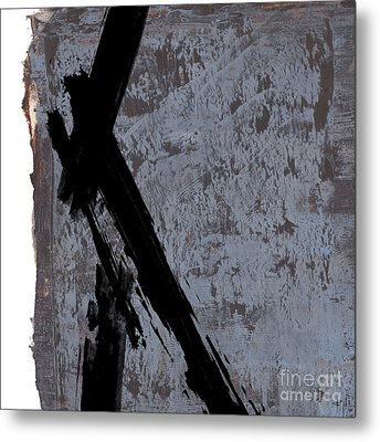 Alternative Edge I Metal Print by Paul Davenport