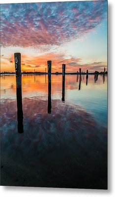 Amazing Bay Metal Print by Kristopher Schoenleber