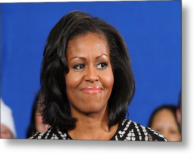 America's First Lady Metal Print by Mike Stouffer