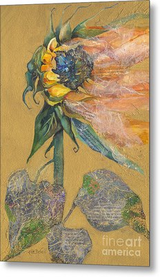 And Juliet Is The Sun Metal Print by Kate Bedell