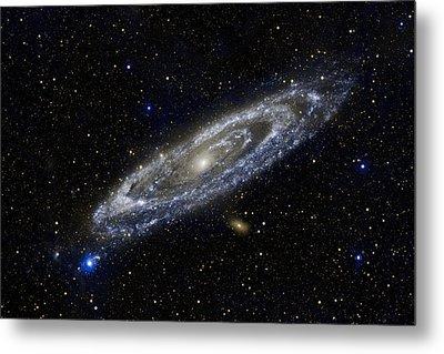 Andromeda Metal Print by Adam Romanowicz