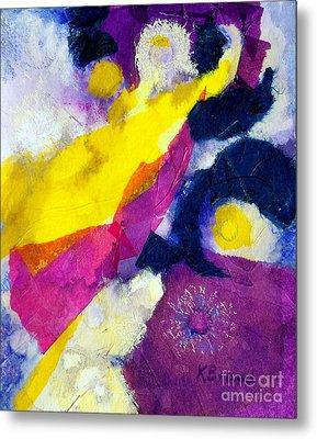 Angels Surround Me Metal Print by Kathy Braud